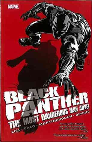 Black Panther - The Most Dangerous Man Alive: The Kingpin of Wakanda Comic Book