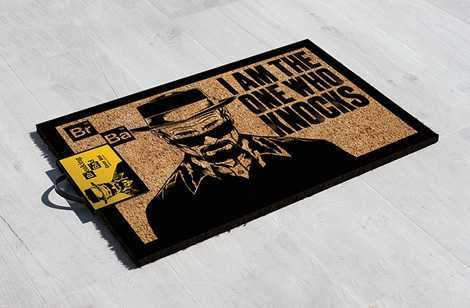 Breaking Bad - I Am The One Who Knocks - Doormat
