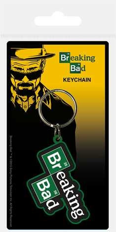 Breaking Bad - Logo - Rubber Keychain