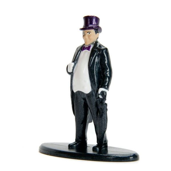 Jada DC Comics The Penguin (1966 TV) Nano Metal Figure