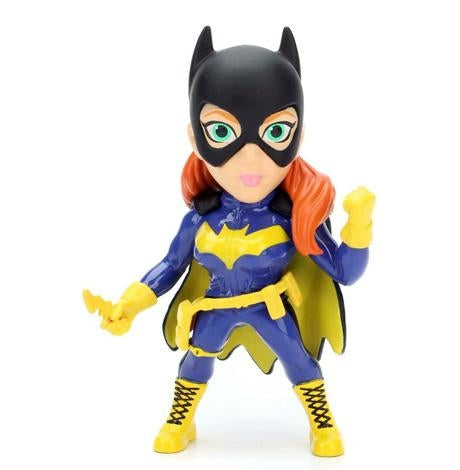 "DC Girl 4"" Batgirl Metal Die Cast Figure"