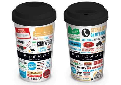 Friends - Iconographic - Travel Mug