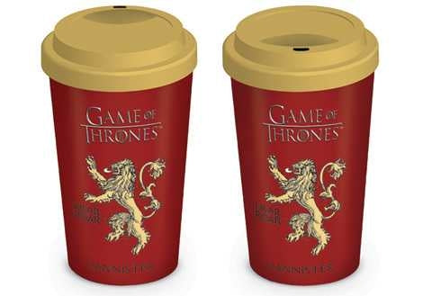 Game of Thrones - House Lannister - Travel Mug