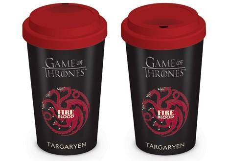 Game Of Thrones - House Targaryen Mug