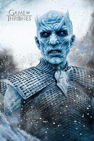 Game Of Thrones - Night King Maxi Poster