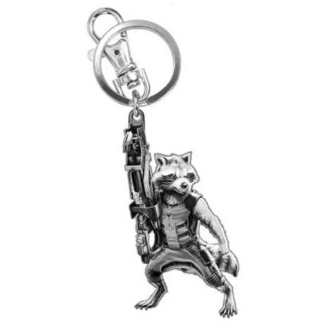 GOTG Rocket Raccoon Key Chain