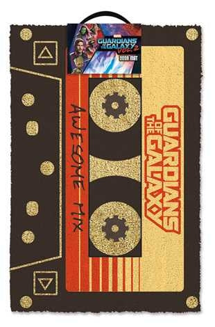 Guardians of the Galaxy Vol. 2 - Awesome Mix - Doormat