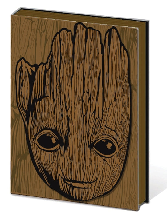 Guardians of the Galaxy Vol. 2 - Groot - Premium A5 Notebook