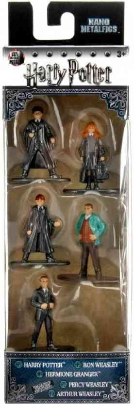 Harry Potter Nano Metal Figure 5 Pack - A