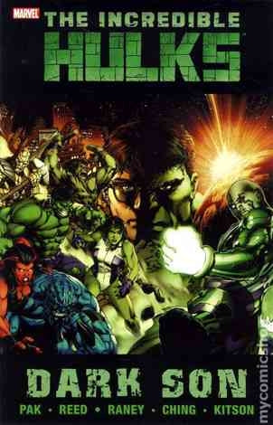 Incredible Hulks: Dark Son Comic Book