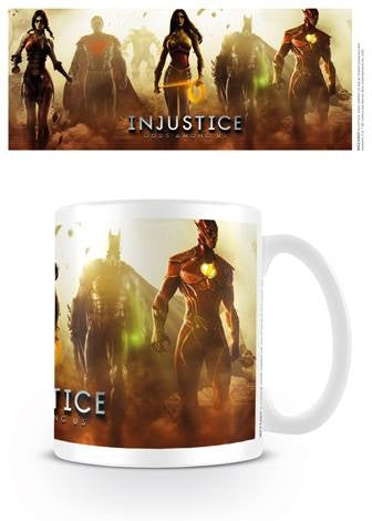 Injustice - Gods Among Us Coffee Mug
