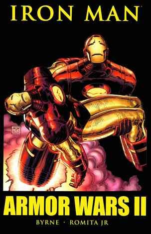Iron Man: Armor Wars II Comic Book