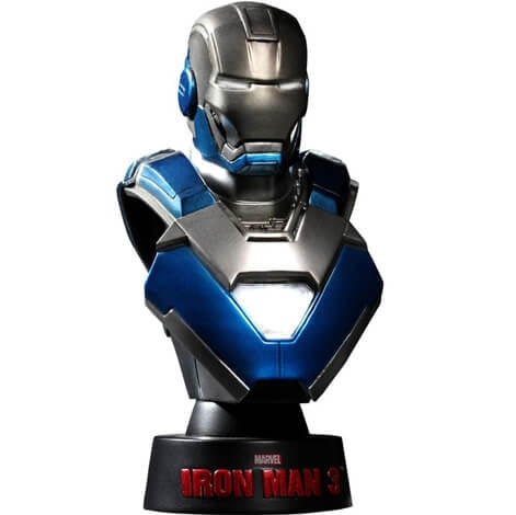 Iron Man Mark 30 - 1:6 Bust - Hot Toys
