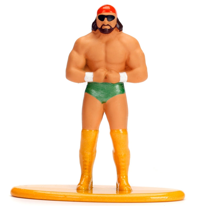 Jada WWE Macho Man Randy Savage Nano Metal Figure
