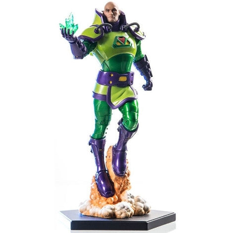 Iron Studios 1:10 Scale - Lex Luthor - DC Comics