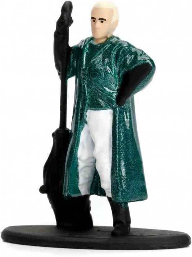 Harry Potter - Malfoy With Quidditch Nano Metal Figure