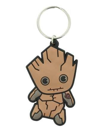 Marvel Kawaii - Groot Keychain