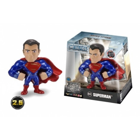 "Metals DC 2.5"" Superman Mini Figure"