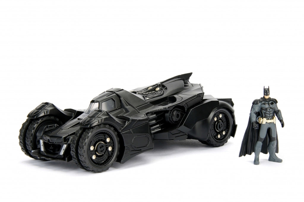 Jada 1:24 Scale 2015 Arkham Knight Batmobile W/Batman