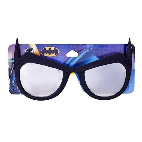 Batman Points Sun Staches Mirror Lens