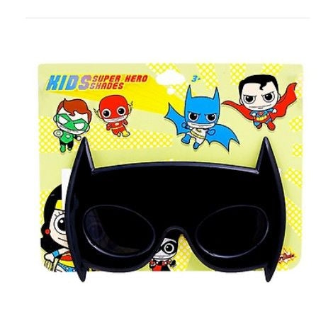 DC Comics Kids Shades Batman Mask Sun Staches