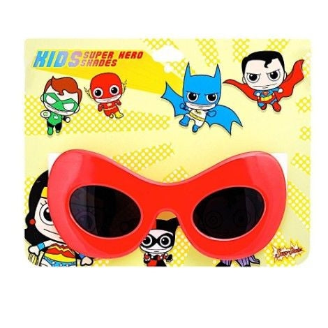 DC Comics Kids Shades Flash Sun Staches