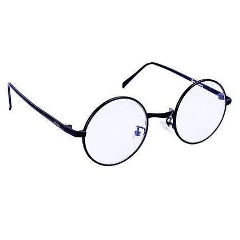 Harry Potter Plastic Frame Black Sun Staches