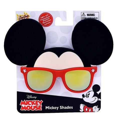 Mickey Mouse Sun Staches