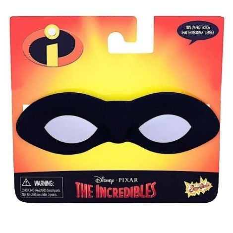 The Incredibles Sun Staches