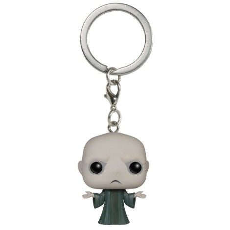 Funko Pop Pocket Keychain: Harry Potter - Voldemort