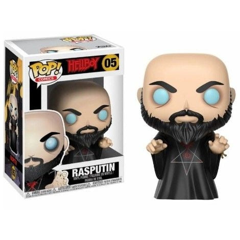 Funko Pop Comics: Hellboy - Rasputin