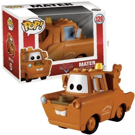Funko Pop Disney : Pixar Cars - #129 Mater