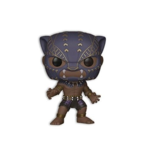 Funko Pop Marvel: Black Panther - Black Panther Waterfall