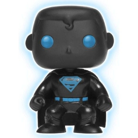 Funko Pop Movies: Dc - Jl - Superman Silhouette - Glow