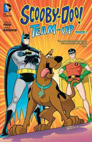 Scooby-Doo Team-Up Comic Book
