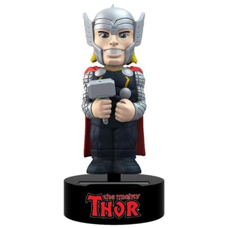 Solar Power Body Knockers - Marvel - Thor