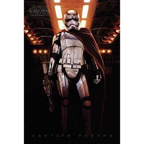 Star Wars Ep VII - Captain Phasma Maxi Poster
