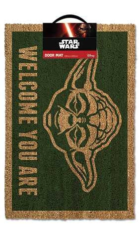 Star Wars - Yoda - Doormat
