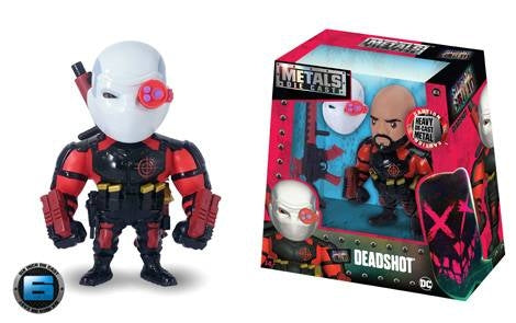 "Suicide Squad 6"" Deadshot Will Smith Figure"