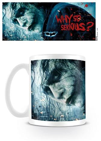 The Dark Knight - Joker Stare Coffee Mug