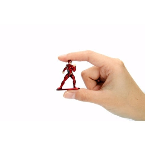 DC Comics - Justice League The Flash Nano Metal Figure