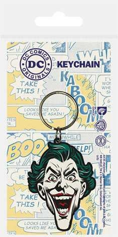 The Joker - Head Keychain