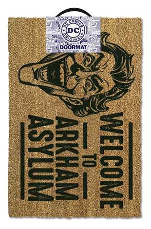 The Joker - Welcome To Arkham Asylum - Doormat