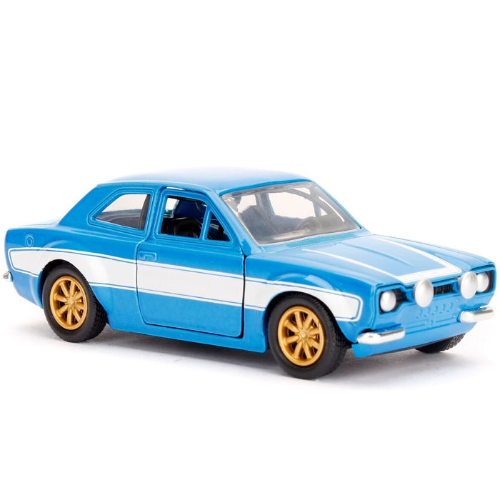 Jada Toys 1:32 Scale Fast & Furious Ford Escort