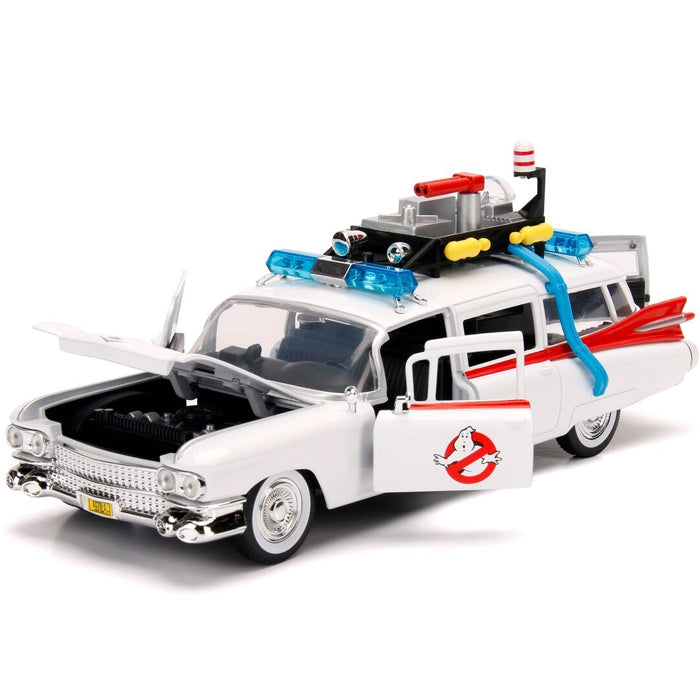 Jada Toys 1:24 Scale Ghostbuster ECTO - 1