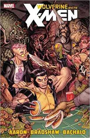 Wolverine & the X-Men by Jason Aaron - Volume 2 Comic Book