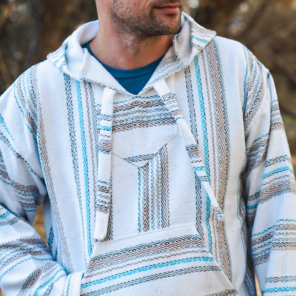cafe baja mexican hoodie drug rug mountain sweater