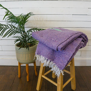 Lavender Thunder Bird - Mexican Blanket