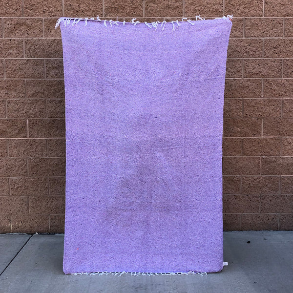 woven blanket mexican baja blanket yoga throw lavender