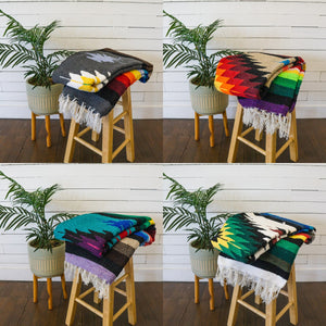 Vibrant Diamond - Mexican Blanket [MULTIPLE COLORS]